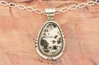 Buffalo Turquoise Necklace