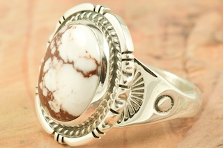 Wild Horse Ring Treasures Of The Southwest