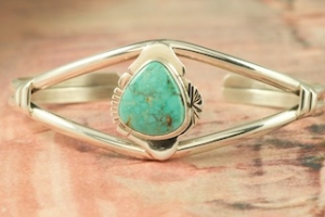 Pilot Mountain Mine Turquoise Jewelry