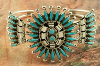 Treasures of the Southwest Zuni Indian Jewelry